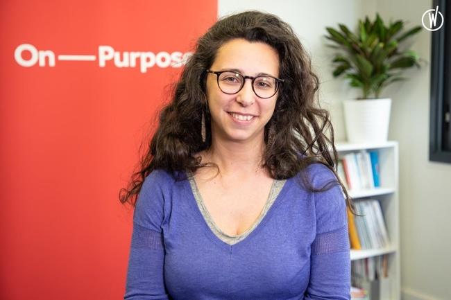 Rencontrez Rima, Co-Responsable - On Purpose