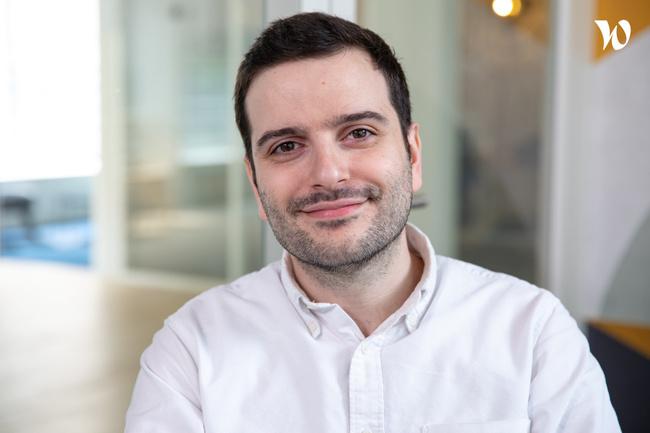Rencontrez Yoel, CEO & Co-Founder - Datascientest
