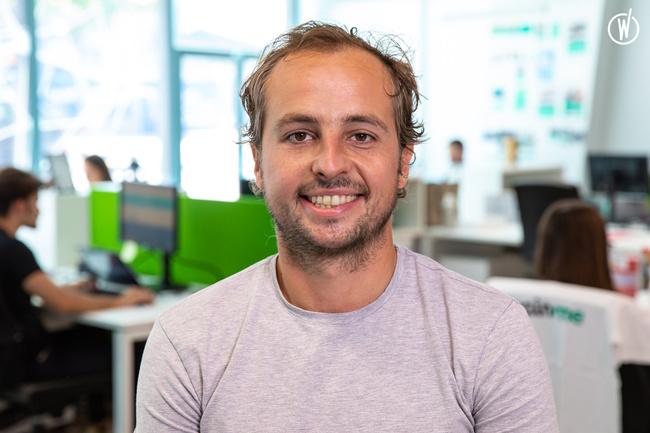 Rencontrez Gatien, Co-fondateur & CEO - Trainme