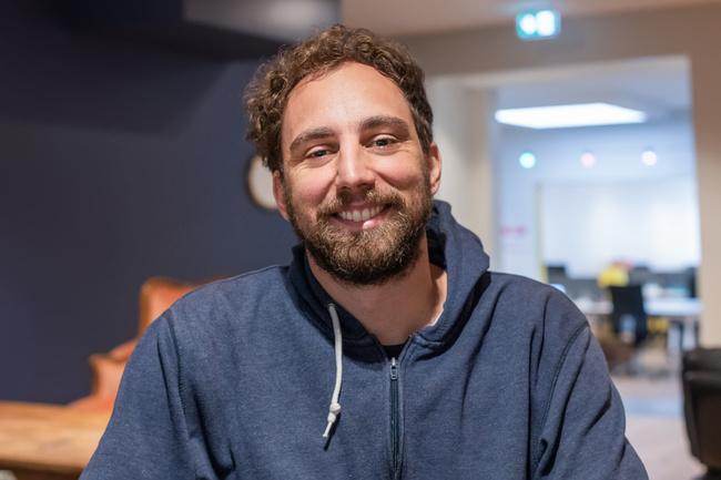 Meet Teddy, Co-fondateur