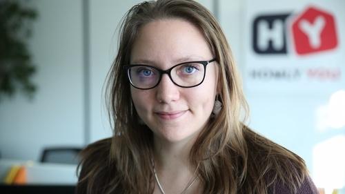 Rencontrez  Cindy, Développeur Web pour HOMLY YOU