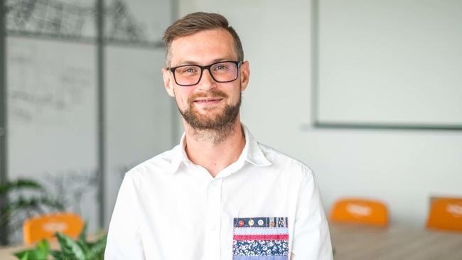 Jakub Simajchl, Team Leader obchodního oddělení