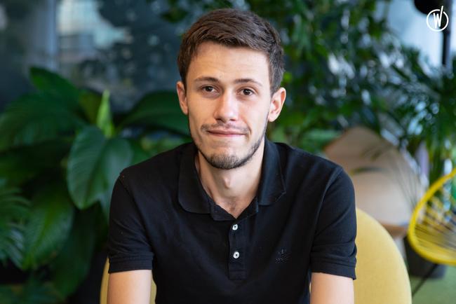 Rencontrez Renaud, Alternant cybersécurité - développeur - Itnovem