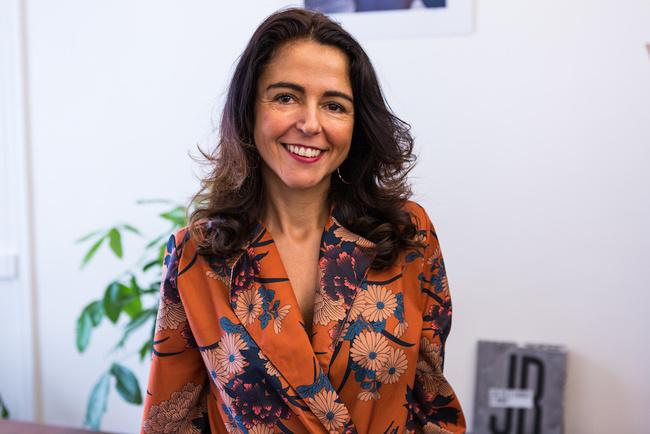 Rencontrez Sabrina, Co-fondatrice d'Afyneo - SSA Afyneo