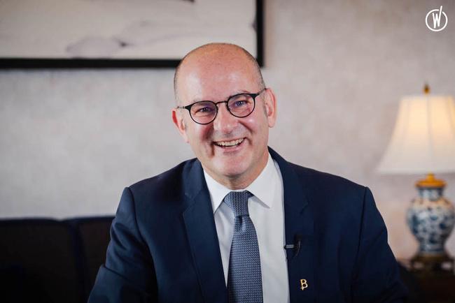 Rencontrez Cyril, Directeur Général Hôtel Royal Barrière Deauville - Barrière