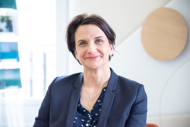 Meet Annabel, Managing Director- Human Resources and Administration - Capital Fund Management