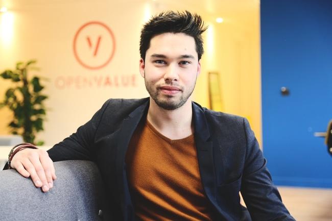 Rencontrez Thomas, Directeur Marketing