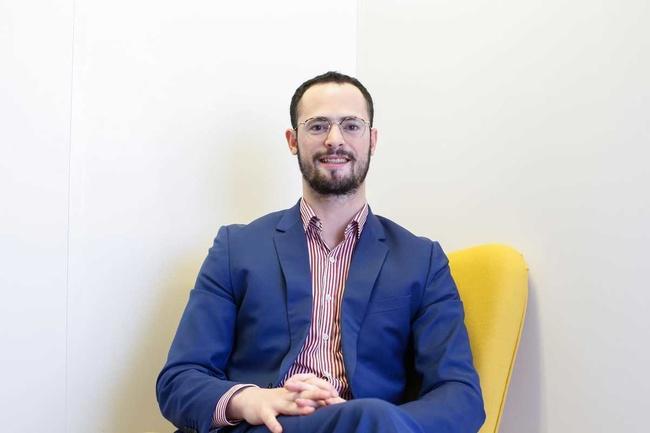 Rencontrez Hubert, Responsable développement commercial