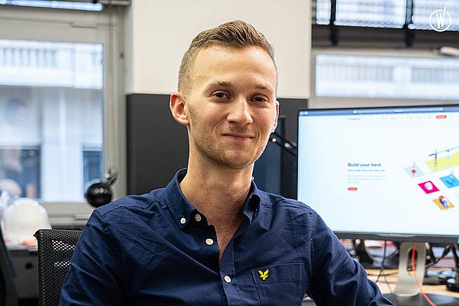 Rencontrez Thomas, Lead Developer IOS - Finalcad