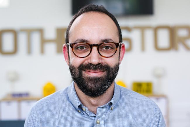 Rencontrez Sadr, Chef de Projet Digital - The Other Store