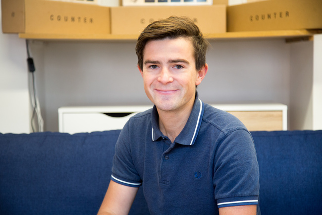 Rencontrez Gaël, Co-Fondateur & COO