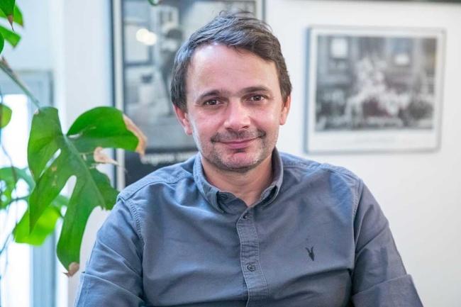 Rencontrez Benjamin, Fondateur et CEO - Gymglish
