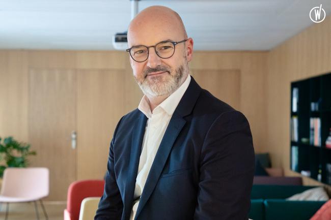 Rencontrez Christophe, Directeur Général d'IWG France - IWG (Spaces, Regus, Stop&Work, HQ, Signature)