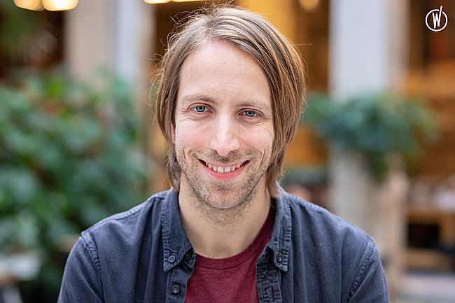 Meet Julien, Lead teacher and developer - Le Wagon