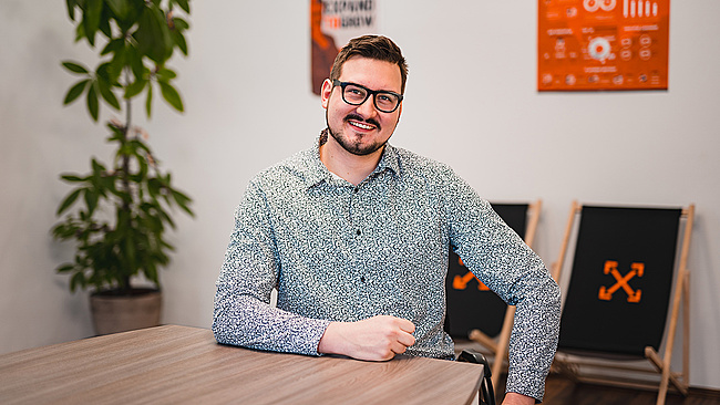 Vojtěch Zogata, E-Commerce Manager - EXPANDO