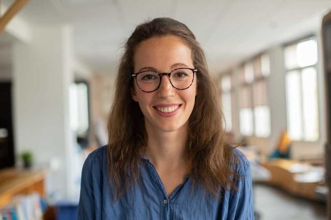Rencontrez Alizée, Chief Growth Officer