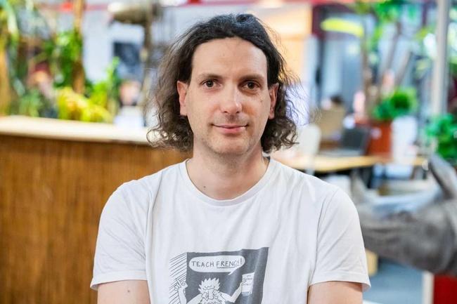 Rencontrez Antoine, Fondateur et Directeur Technique - Gymglish