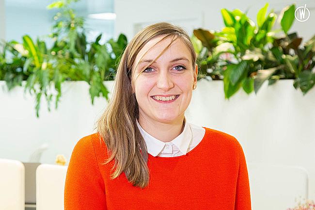 Rencontrez Lucie, Talent Acquisition manager - Qare