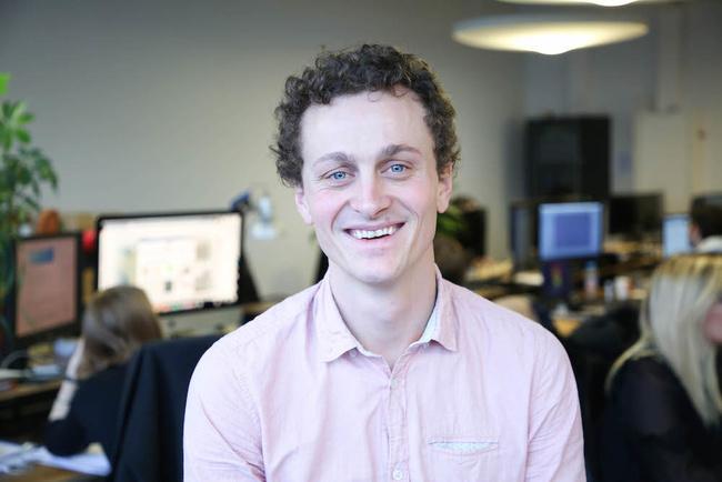 Meet  Pierre, CEO