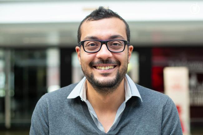 Meet Abdelkader, Senior Computational Biologist - Epigene Labs