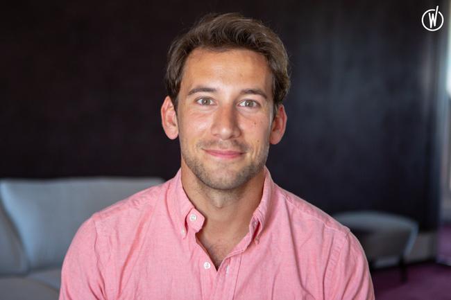 Rencontrez Thibault, CEO - Vianova