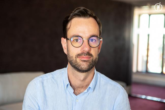 Rencontrez Frédéric, CTO - Vianova