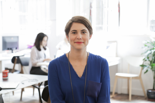 Meet Chloé, Founding partner et CEO
