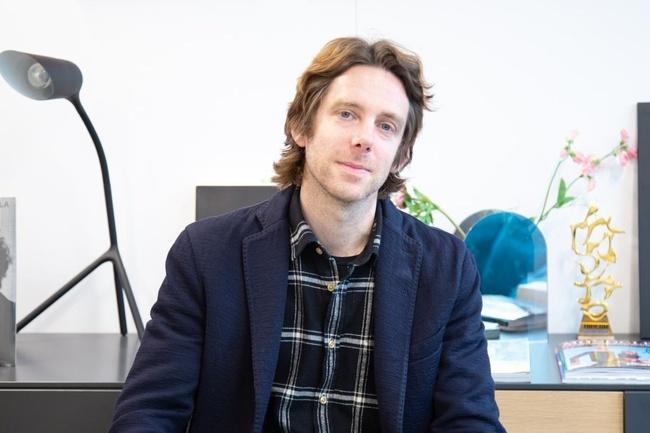 Rencontrez Jérôme, Directeur Général - FutureBrand