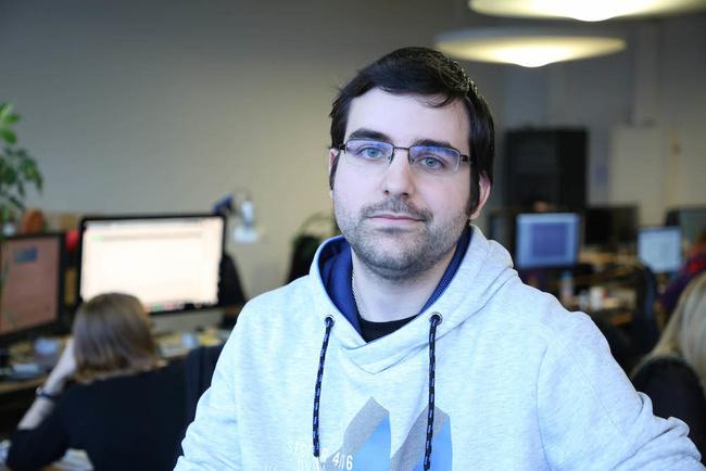 Meet Mickael, Dev full stack