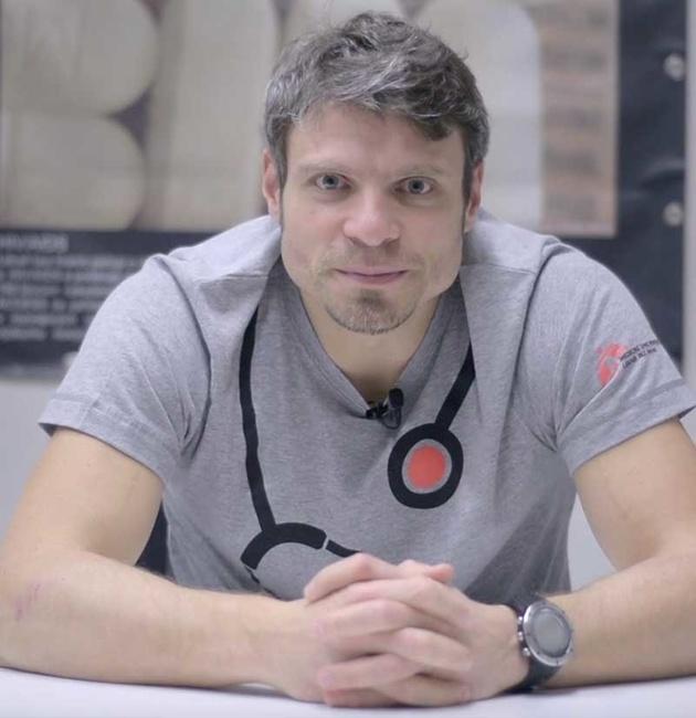 Chirurg Tomáš Šebek - Lékaři bez hranic