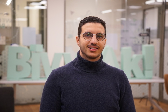 Rencontrez Hassan, Dev Full Stack