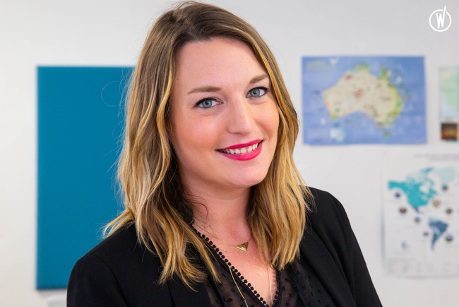 Meet Alison, Head of Sales B2B - Worldia