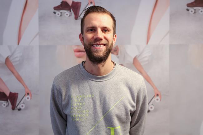 Rencontrez Florian, Président et Co-Fondateur