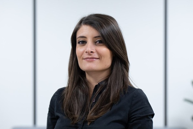 Rencontrez Cristina, Business Developer Italie