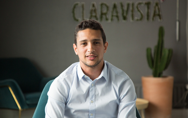 Meet Tahar Machine Learning Developper - ClaraVista