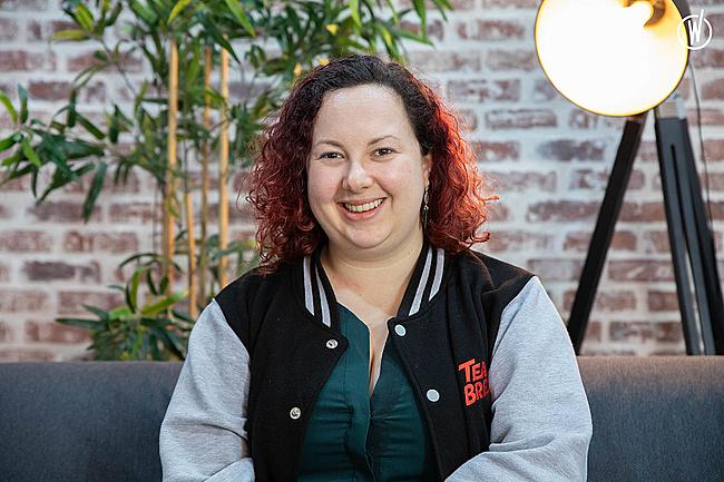 Rencontrez Soraya, Responsable Game Design  - Team Break