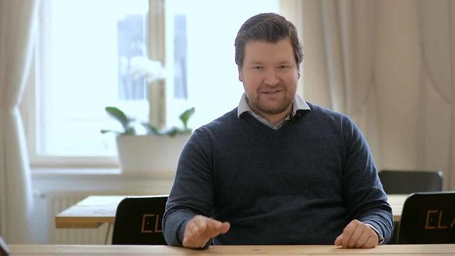 Lukáš Sedláček, Executive Director - ELAI