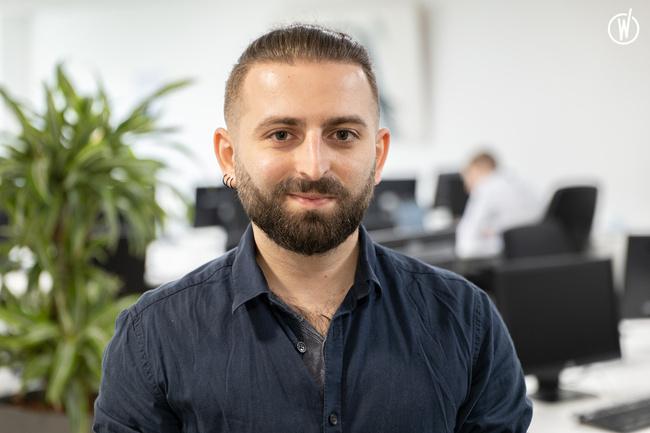 Nicolas, Consultant plateau d'études signalisation - Study Technologies