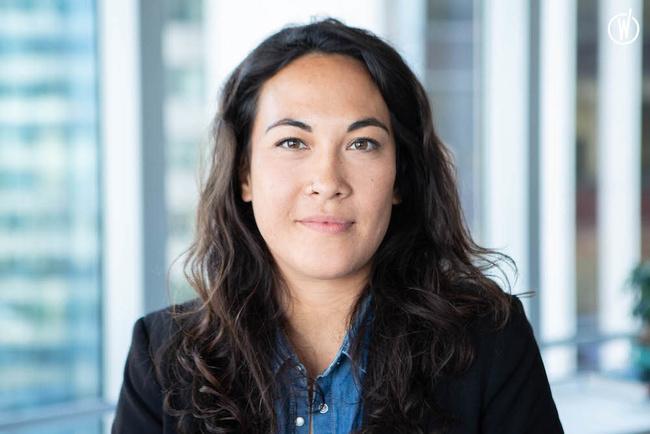 Rencontrez Joanne, Lead UX UI designer – Responsable Cellule Design application - EDF