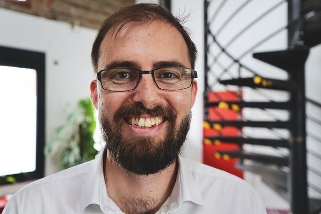 Rencontrez Fabien, Directeur Général et Responsable ECM