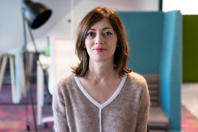 Rencontrez Nathalie, Directrice de missions UX Design - Itnovem