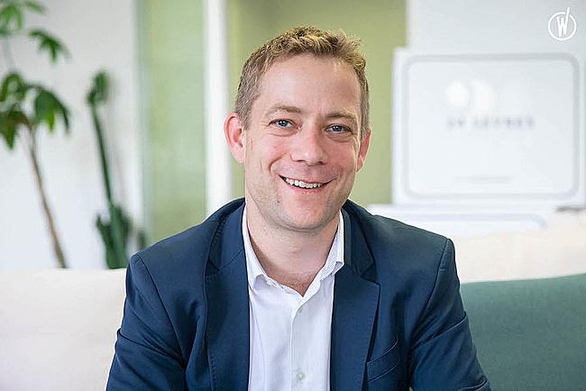 Rencontrez Eric, CEO - 24S