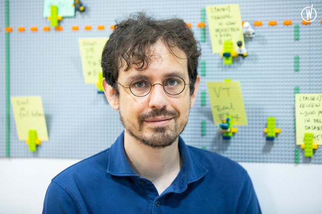 Meet Mathieu, Director of Software Engineering