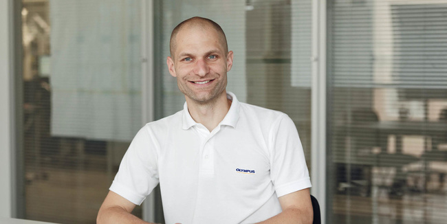 Michal Kubica, Continuous Improvement Manager - Olympus Medical Products Czech