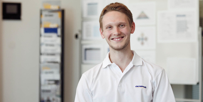 Petr Komínek, Production Technology Engineer - Olympus Medical Products Czech