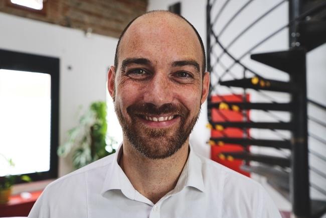 Rencontrez Bertrand, Commercial IT