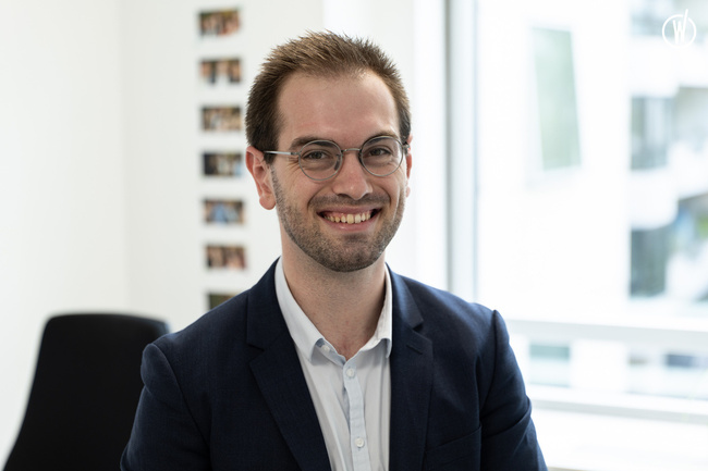 Rencontrez Guillaume, Ingénieur d'Affaires - Study Technologies
