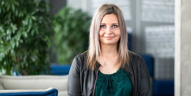 Aneta Dominová, General Service Manager