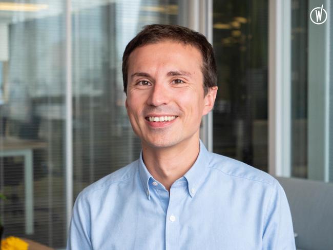 Rencontrez Sylvain, COO et cofondateur - DNA Script