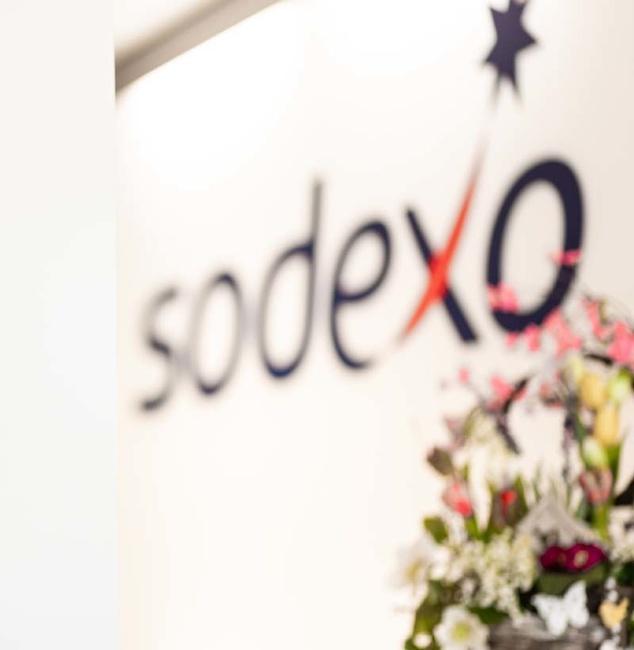 Historie a možnosti - Sodexo - Služby u klienta